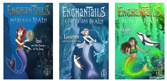 enchantails-books