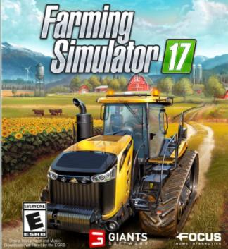 Farming Simulator 2017 is Here! #FarmingSimulator17