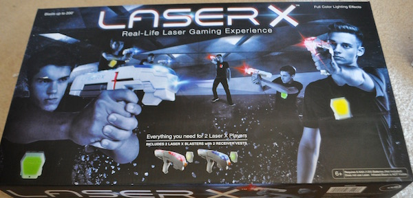 Laser Tag Inside or Outside in the Sunlight With LaserX #LaserX @LaserX_game