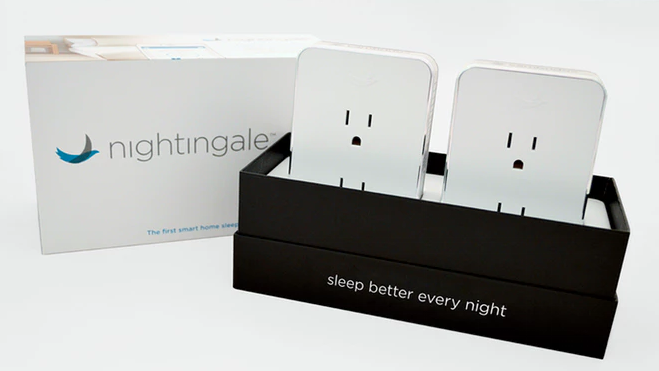 Get a Better & Quieter Sleep Every Night With Nightingale