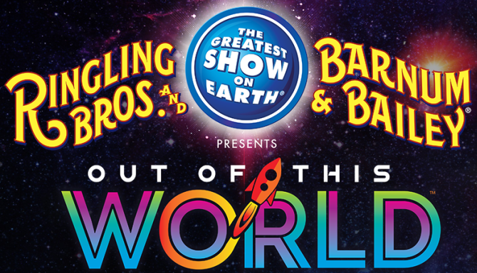 Ringling Bros. and Barnum & Bailey® Out of This World is Here in #Chicago! {Review} #OutofThisWorldChi #Circus #RinglingBros