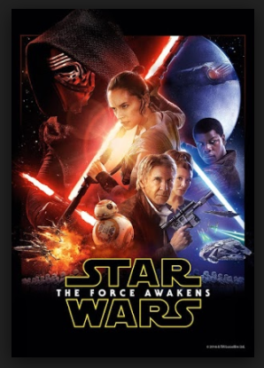 "Curl Up With ""Star Wars: The Force Awakens"""