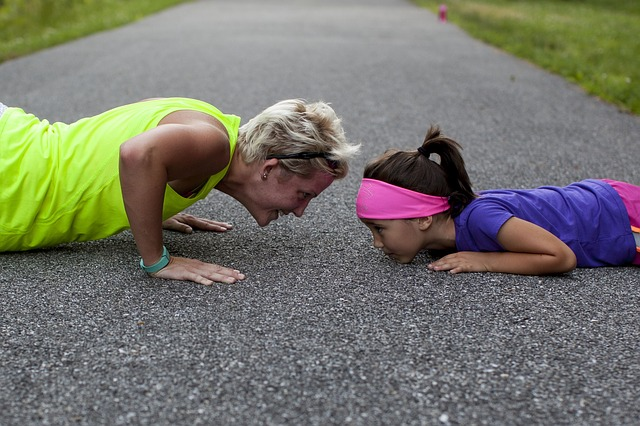 Simple Ways Busy Moms Can Sneak in Daily Exercise