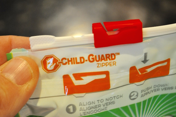 Preventing Accidental Poisonings on Chemicals With Child-Guard #GuardIt