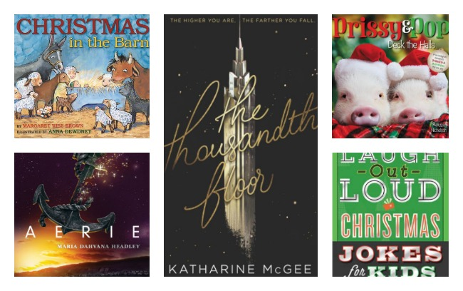 Celebrate the Season With HarperCollins (& Giveaway Ends 1/23)