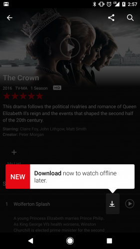 Watch Netflix on the Go Without Internet! @Netflix #StreamTeam
