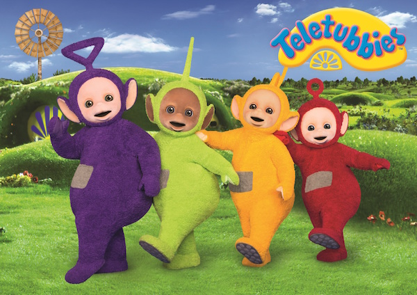 Teletubbies Are Back and All About Social Development #sponsored