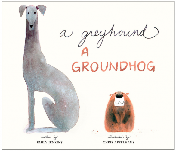 "Book ""A Greyhound, a Groundhog"" (& Giveaway Ends 2/27)"