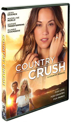 """DVD """"Country Crush"""""""