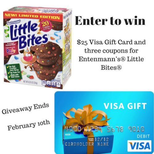 Celebrating With Entenmann's® Little Bites® Chocolate Party Cakes #LoveLittleBites