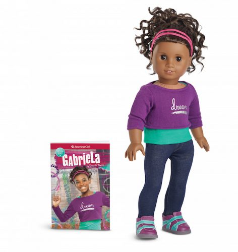 American Girl's 2017 Girl of the Year Gabriela McBride #GabrielaMcBride (& Giveaway Ends 3/27)