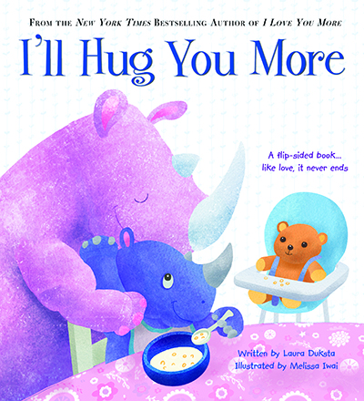 Happy National Hug Day With I'll Hug You More! (& Giveaway Ends 1/28)
