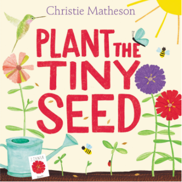 "Book ""Plant the Tiny Seed"""