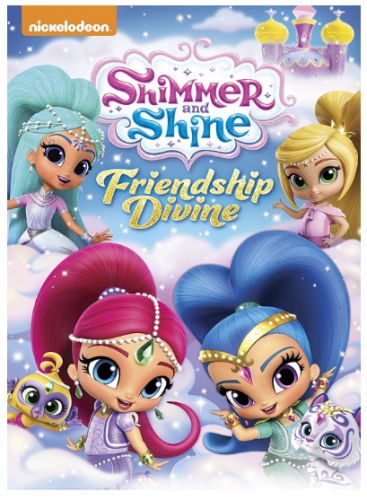 "DVD ""Shimmer and Shine: Friendship Divine"""