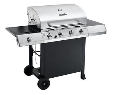 Char-Broil Classic 4-Burner Gas Grill Giveaway