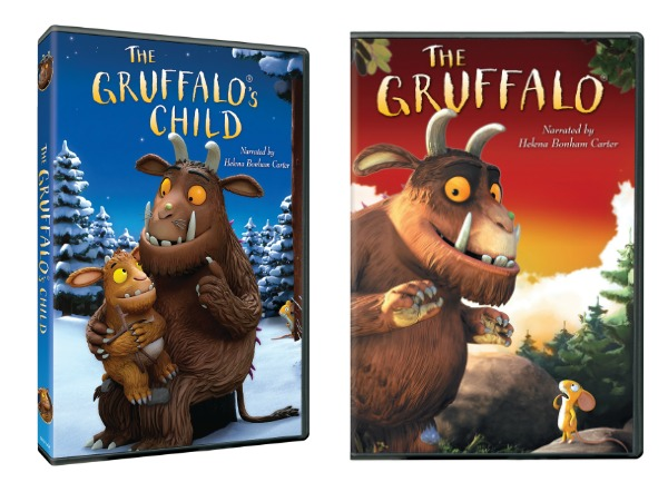 """The Gruffalo"" & ""The Gruffalo's Child"" Are Coming Back! (& Giveaway Ends 2/24)"