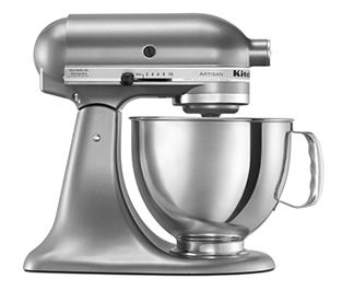 KitchenAid Mixer Giveaway (Ends 1/31)