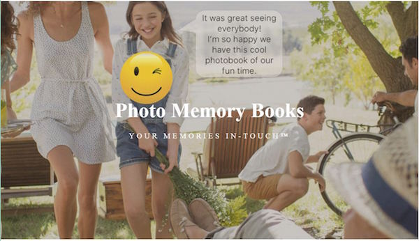 Forever Connected Memory Books #ForeverConnected #StayConnected
