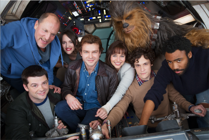Han Solo Star Wars Story Begins Production and Release Date! #StarWars