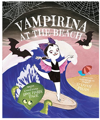 """Vampirina at the Beach"" & Meet Her Before She Comes to Disney Junior (& Giveaway Ends 5/1)"