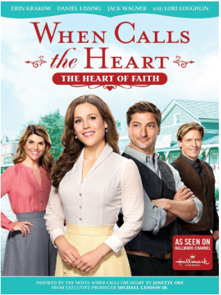 """When Calls the Heart: The Heart of Faith"" (& Giveaway Ends 5/12)"