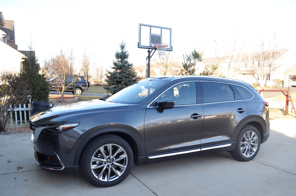 2017 Mazda CX-9 Car Review