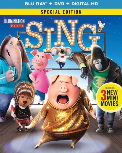 """SING"" Has Arrived #SINGMovie #SINGAway (& Giveaway Ends 4/3)"