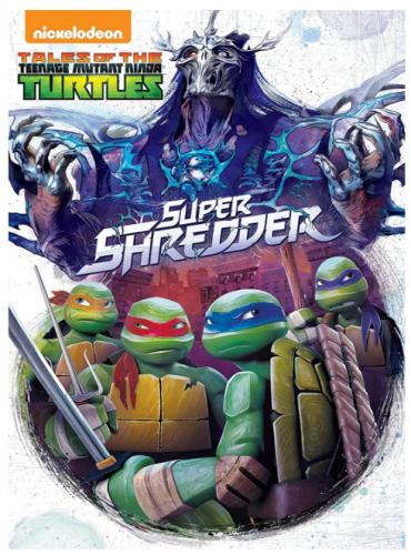 "DVD ""Tales of the Teenage Mutant Ninja Turtles: Super Shredder"""