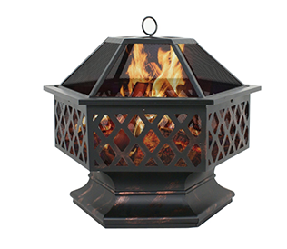 Endless Summer Outdoor Fire Bowl Giveaway