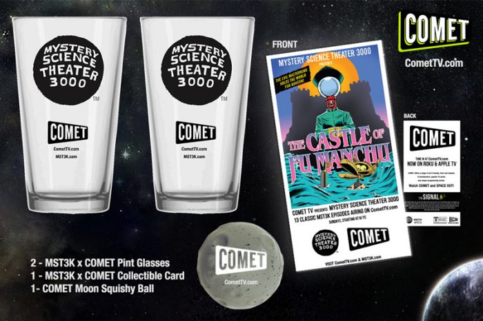Comet TV: Mystery Science Theater 3000 (& Giveaway Ends 5/3)