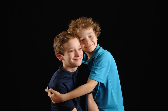 Getting Spring Portraits Done at Portrait Innovations - Mom