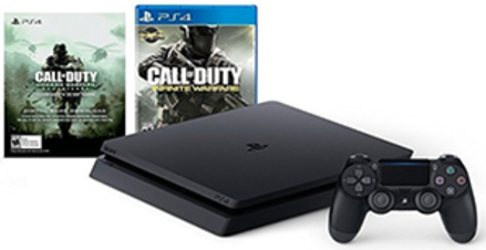 Playstation 4 Call Of Duty Bundle Giveaway