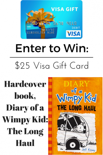 """Diary of a Wimpy Kid: The Long Haul"" #WimpyKid #ad (& Giveaway Ends 5/26)"