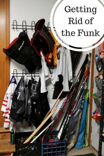 Getting Rid of the Funk #FunkAway #ad