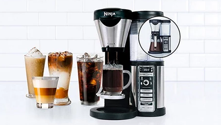 Ninja Hot & Cold Coffee Bar Brewer Giveaway