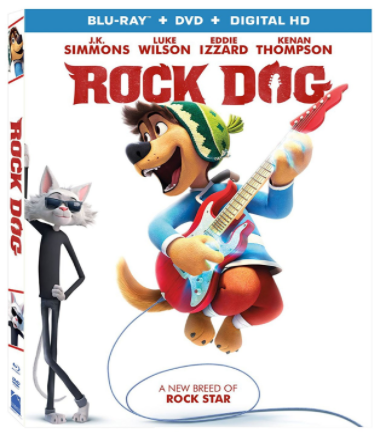 """Rock Dog"" is a New Breed of a Rock Star (& Giveaway Ends 5/29)"