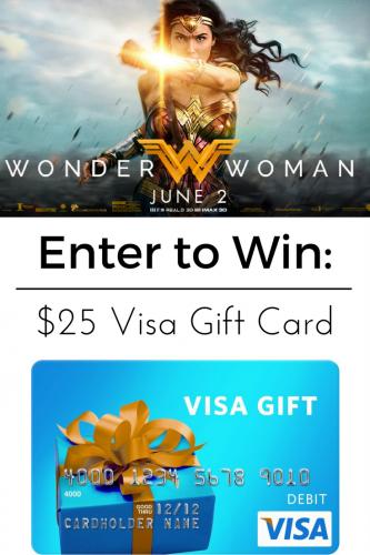 """Wonder Woman"" #WonderWoman #ad #WBsponsored (& Giveaway Ends 6/9)"