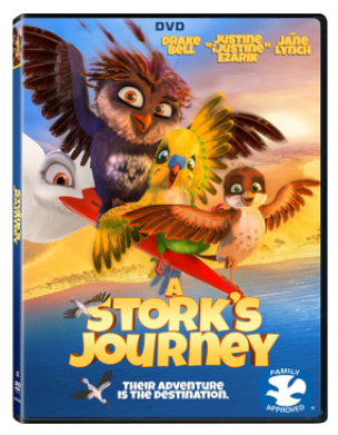 "DVD ""A Stork's Journey"" (& Giveaway Ends 7/7)"
