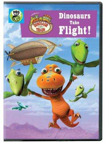 """Dinosaur Train: Dinosaurs Take Flight!"" (& Giveaway Ends 7/3)"