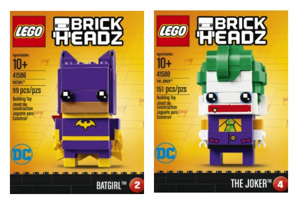"""The LEGO Batman Movie"" is HERE Along With LEGO BrickHeadz (& Giveaway Ends 6/30)"