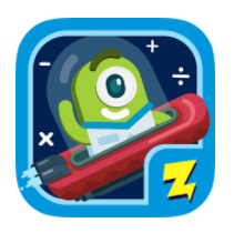 Fun and Engaging Math App @zapzapmath