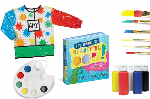 """Bringing Out Your Child's Inner Artist With """"MyBookof BeautifulOops!"""" @workmanpub #BeautifulOops"""
