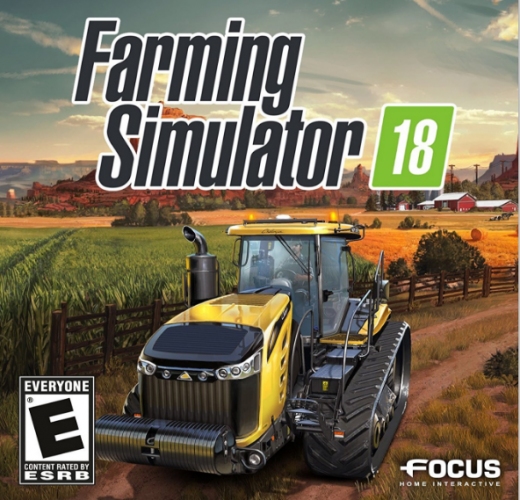 Farming Simulator 2018 is Here! #FarmingSimulator18