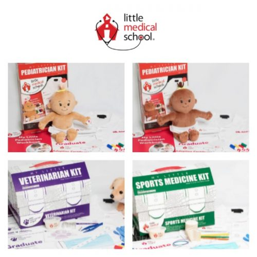 Role-Playing for Kids With Little Medical School
