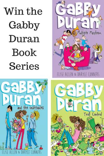 Meet the intergalactic Mary Poppins: Gabby Duran