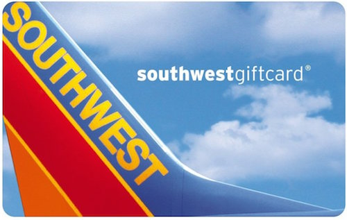 Southwest Airlines $200 Gift Card Giveaway (Ends 8/4)