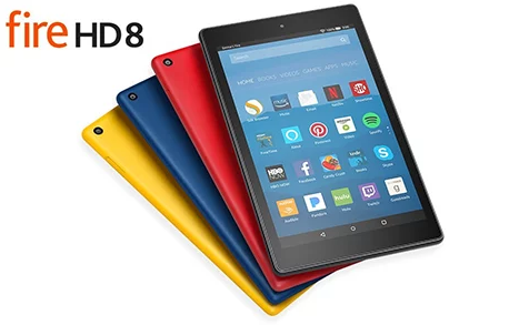 Amazon Kindle Fire Giveaway (Ends 9/19)