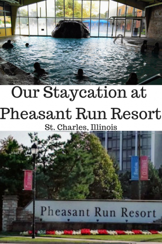 Enjoying a Summer Splash Getaway at Pheasant Run Resort #FunAtTheRun @Pheasant_Run