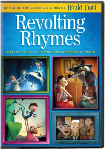 "DVD ""Revolting Rhymes"""