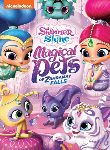 """Shimmer and Shine: Magical Pets of Zahramay Falls"" (& Giveaway Ends 9/29)"